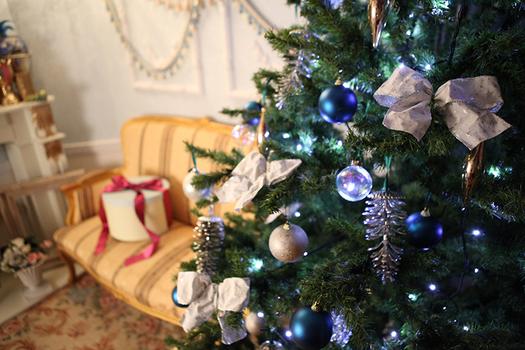ミニーナのクリスマス