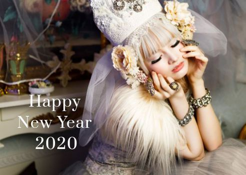 ❀ 新年明けましておめでとうございます ❀